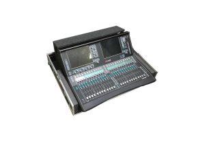 Muziek flightcase - Flightcase voor een Allen&Heath C3500