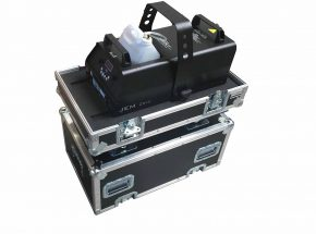 Entertainment flightcase - Flightcase Martin JEM ZR35 rookmachine