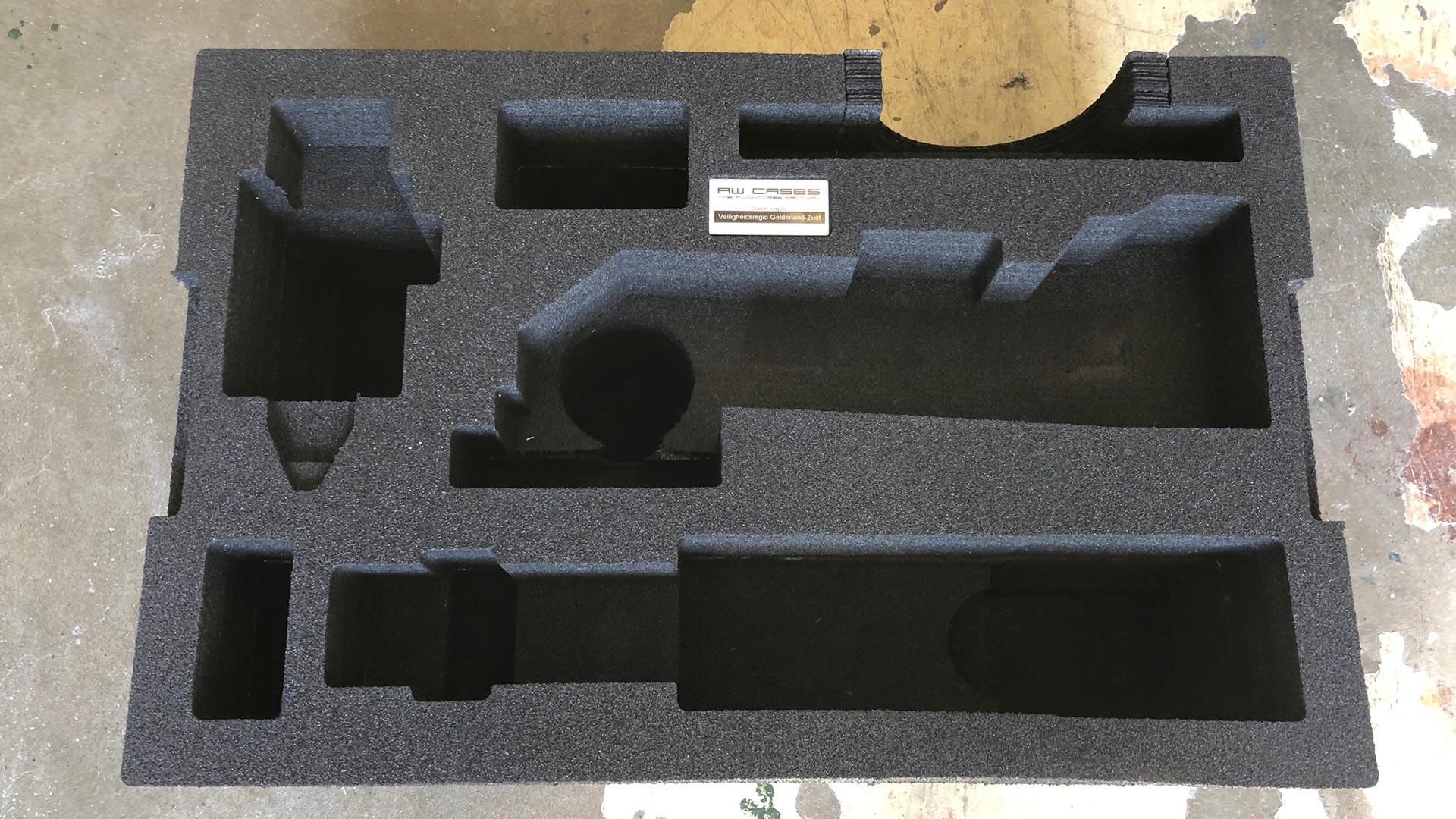 Alpha deuren Zuid-West Zuid-West -  VRGZ - Foam inlay op maat